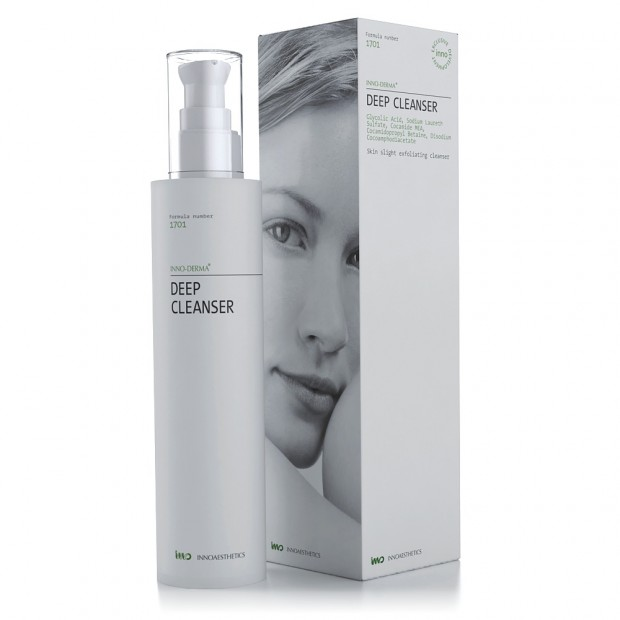 _Inno derma deep cleanser 200 ml