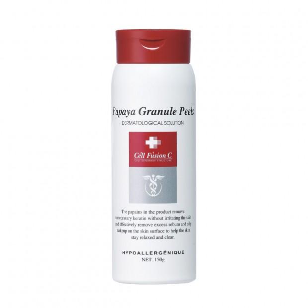 Papaya Granule Peels