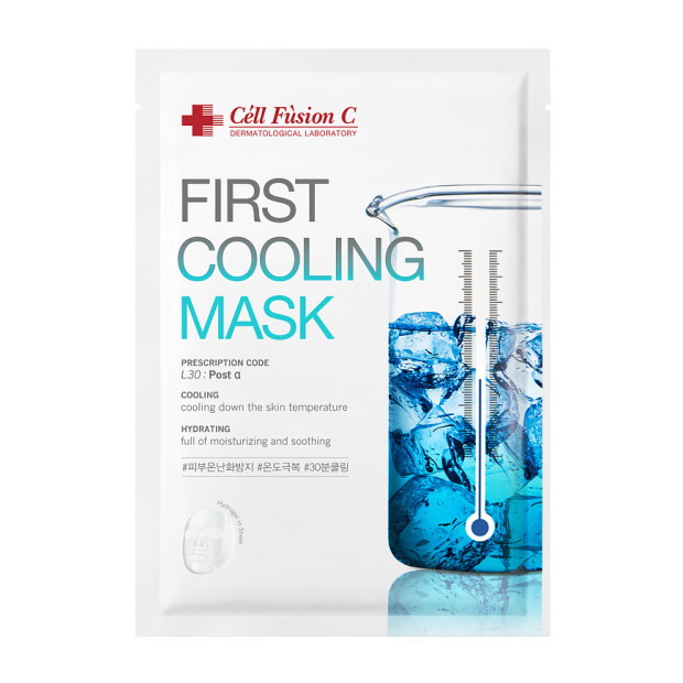 Post Alpha_First Cooling Mask Pack_pouch