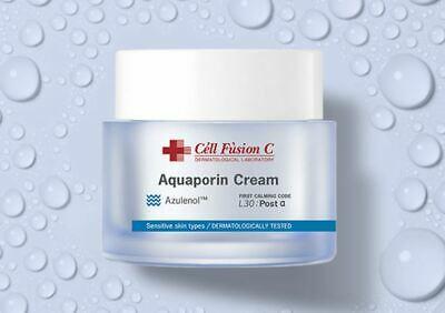 Aktywuj kanały wodne w skórze z Aquaporin Cream od Cell Fusion C.