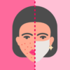 """""""MASKNE"""" – nowy problem skórny i wyzwanie dla kosmetologów."""