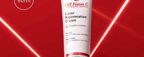 Intensywna regeneracja i odbudowa skóry z linią Laser Rejuvenation od Cell Fusion C
