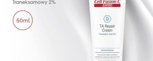 Stwórz swojej skórze optymalne środowisko do regeneracji z TA Repair Cream od Cell Fusion C Expert