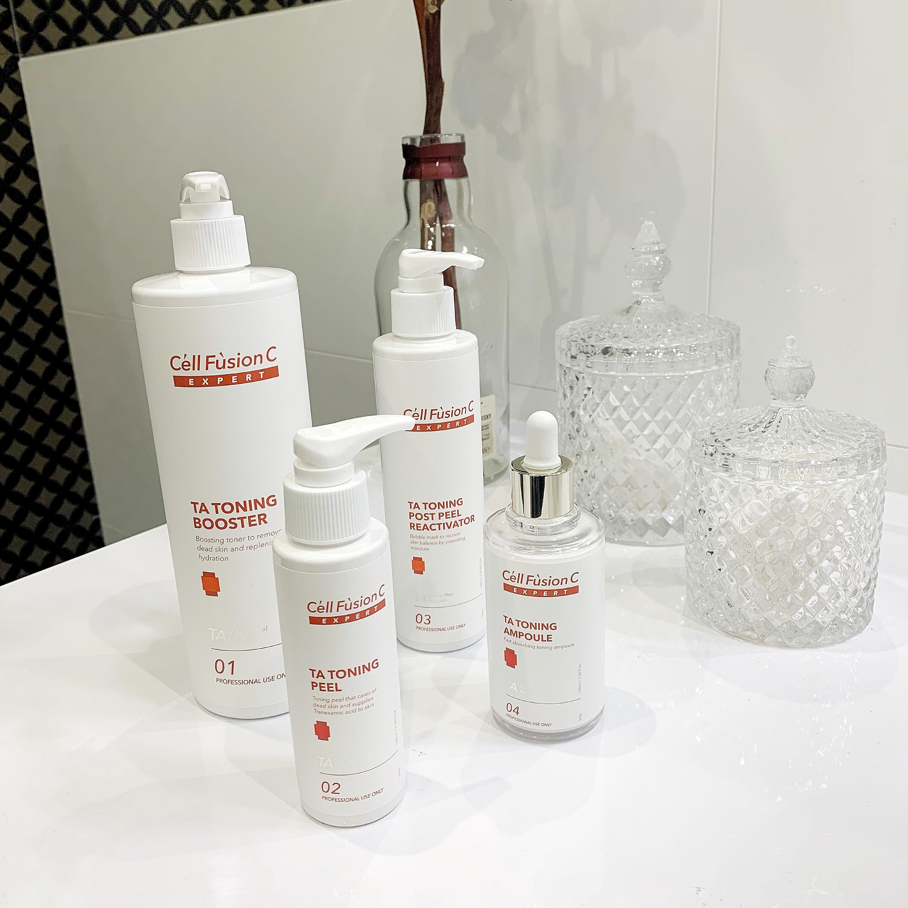 TA Toning Peel – alternatywne rozwiązanie na przebarwienia dla skór wrażliwych i nie tylko…